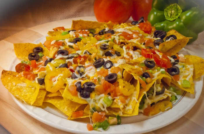 TONY'S ORIGINAL NACHOS